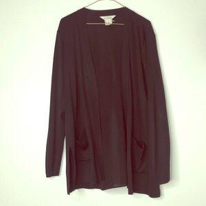 Vintage Exclusively Misook Cardigan Size M